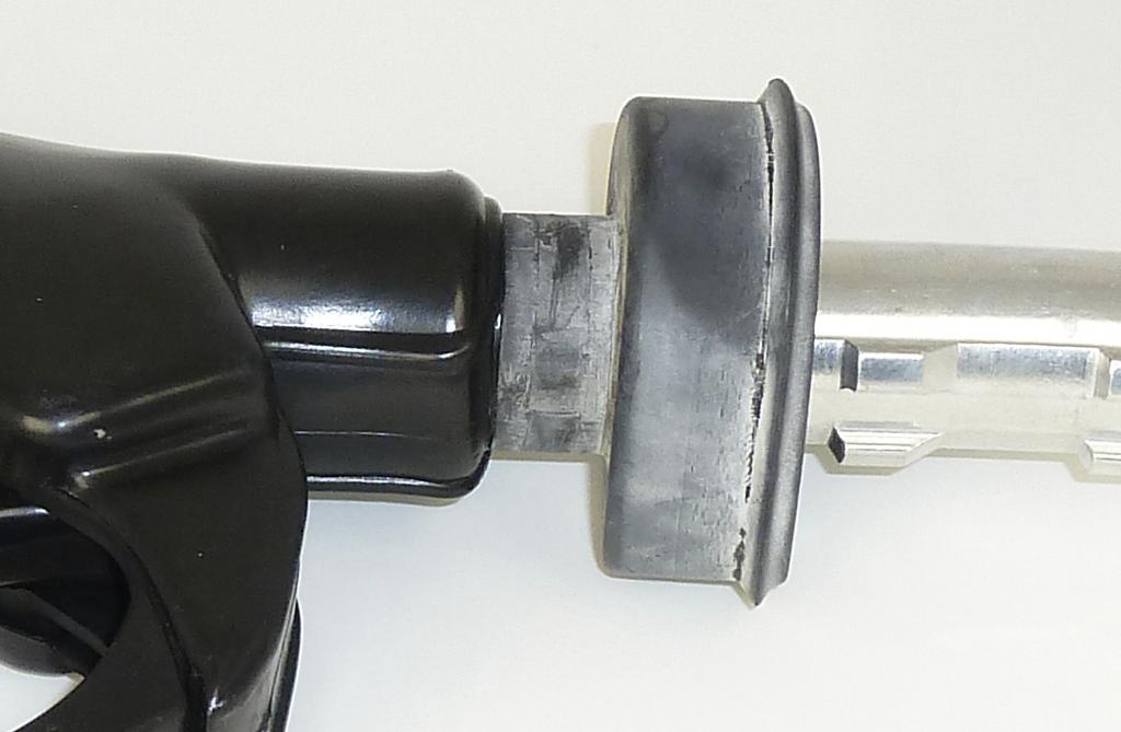 DA25 montado en el modelo más antiguo, Slimline